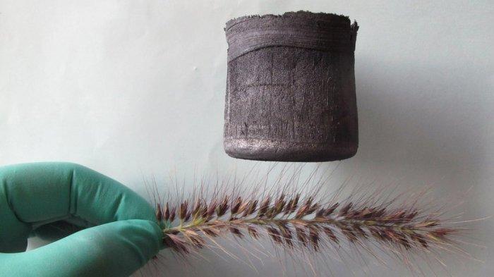 Самый легкий материал в мире