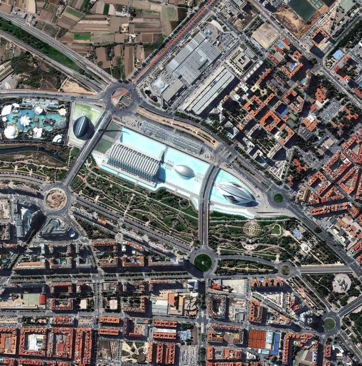 satellite16 Самые интересные снимки со спутника 2013