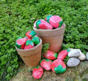 Поделки из камня для сада и дачи