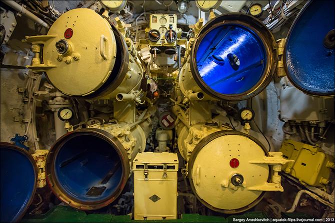 Подводная лодка С-189