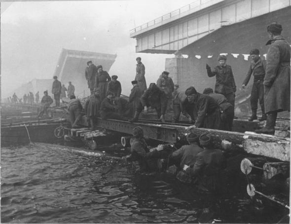 Советские солдаты глазами гитлеровцев