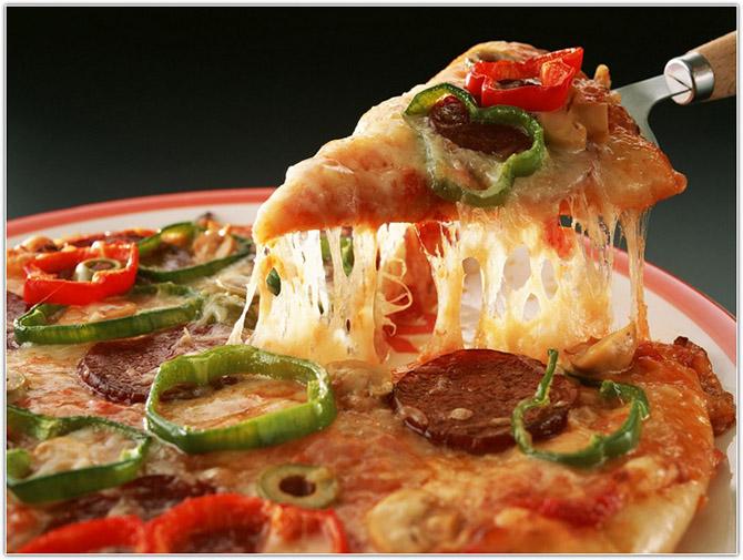 Еда, которую мы видим в рекламе