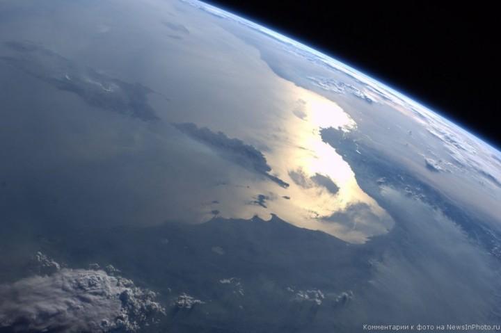 Фотографии Земли астронавта Рона Гарана, сделанные им с МКС | NewsInPhoto.ru Новости и репортажи в фотографиях (14)